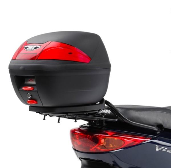 Givi Topcase Carrier black Monolock for Yamaha Vity 125