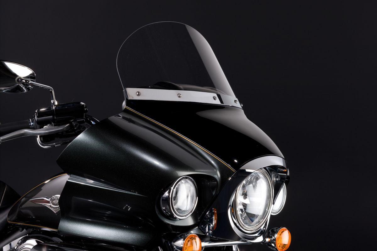 windshield small vn1700 voyager 2014 original kawasaki. Black Bedroom Furniture Sets. Home Design Ideas