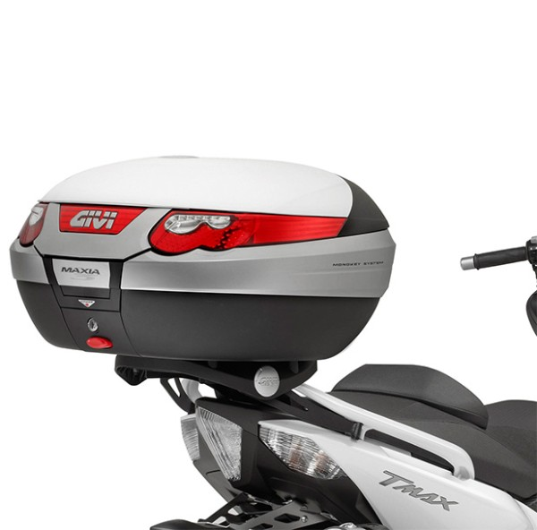 Givi Topcase Carrier black Monolock for Yamaha T-Max 500/530 (year 09-14)