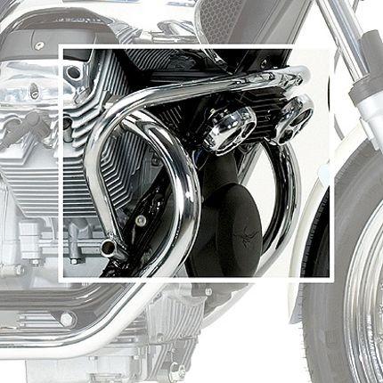 Moto Guzzi Nevada Motorschutzbügel chrom