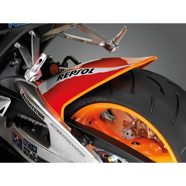 Hinterradabdeckung Repsol Vibrant Orange (Repsol) Original Honda CBR1000RR Fireblade / SP