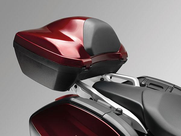 Original Honda Integra Top Case 45 Liter Matt Majestic