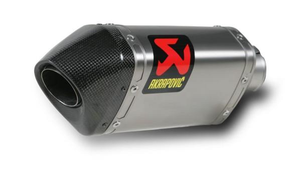Akrapovic Endschalldämpfer Titan Slip-On Linie Ducati Multistrada / S / Touring 1200 Bj 10-13