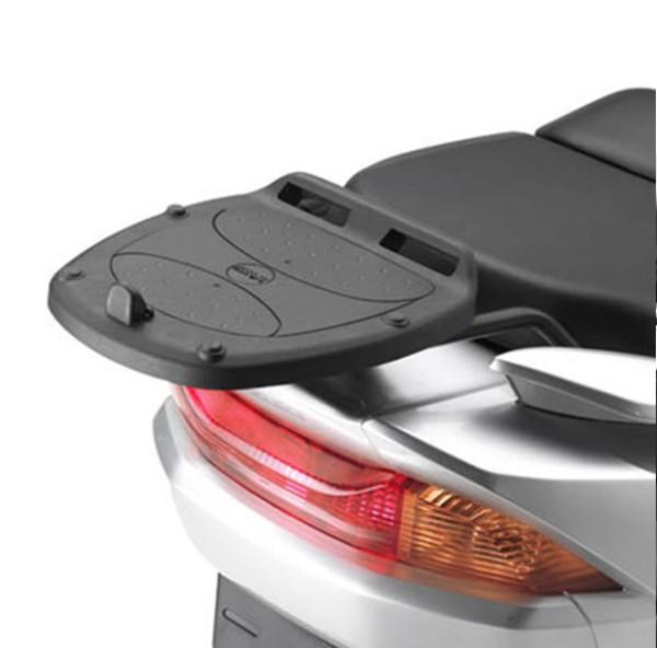 Givi topcase carrier black for Monolock case / Suzuki UH 125-150 Burgman