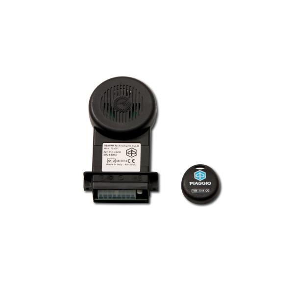 Alarm system E-Lux for Vespa Primavera / Sprint / LX / S / LXV / ET
