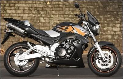 Vollverkleidung, grau metallic für Suzuki GSR600 BJ. 2006-2011