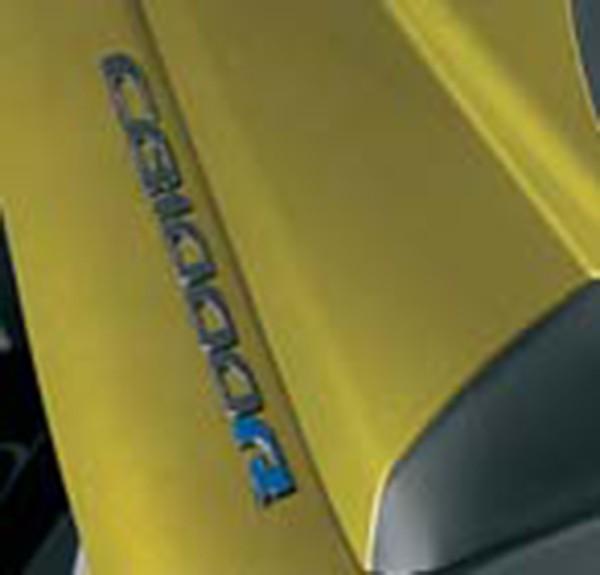 Original Honda CB 1000 R 3D Logo Silber
