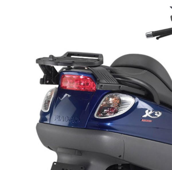 Givi Topcase Carrier for Monolock Koffer - with plate / Piaggio X9 Evo