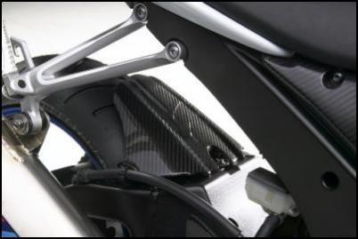 Hinterradabdeckung, Carbon für Suzuki GSX-R1000 BJ. 2005 - 2006/ BJ. 2007-2008