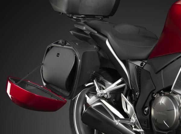 Genuine Honda VFR1200F / VFR800F / VFR800X Crossrunner Case inner pack kit