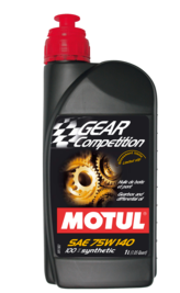 Motul Gear Competition 75W140, 1 Liter