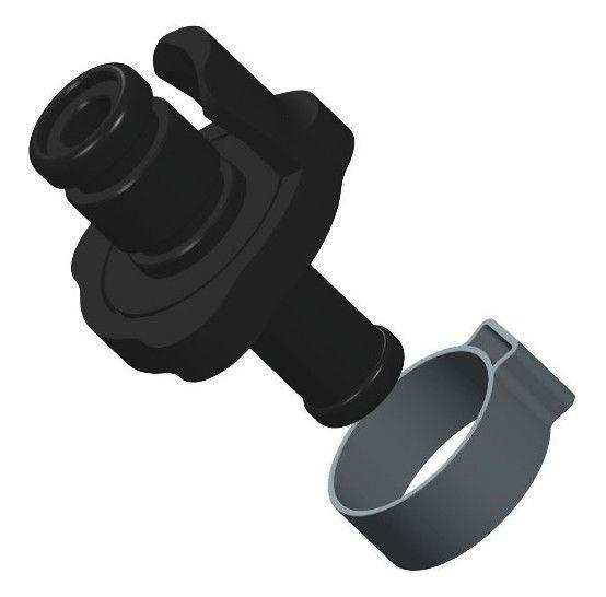 Kraftstoffanschluss für Husqvarna FS 450 Original