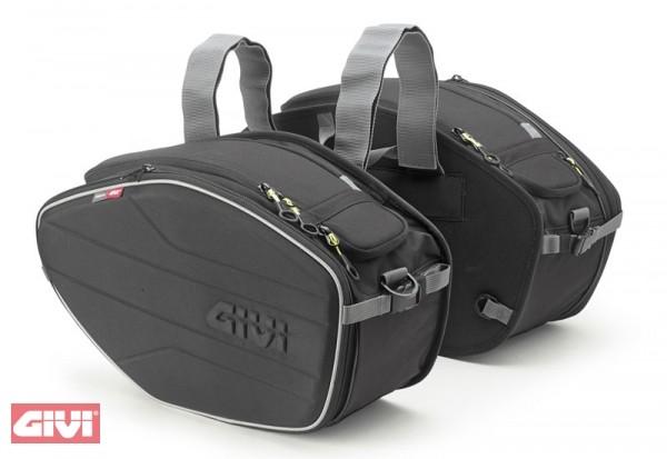 Givi EA101 Easy-Bag Satteltaschen für Sportmotorräder (Paar)