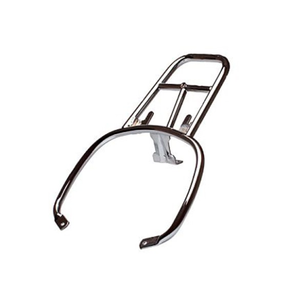 Original luggage carrier chrome, rear for Vespa GTS