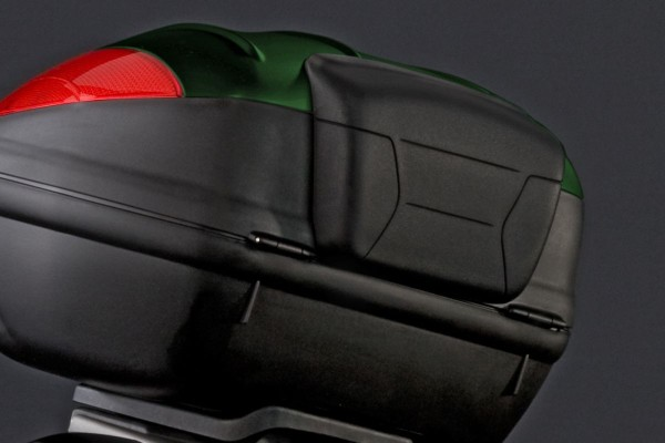 Top Case-Pad 47 L 1400GTR 2009/2014 J125 2016/ J300 2014/ Versys1000 2014 Original Kawasaki