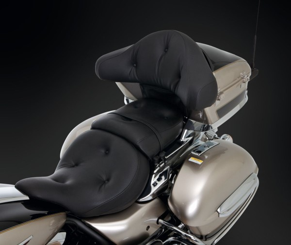 "Polster-Gelsitz ""Pillow Design"" vorn VN1700 Voyager 2014 Original Kawasaki"