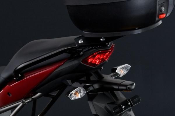 Top Case Träger Versys650 2014 Original Kawasaki