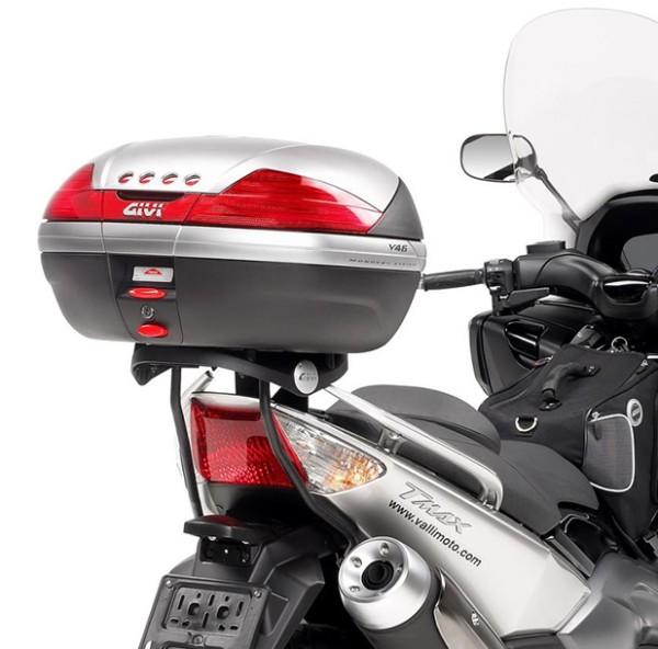 Givi Topcase Carrier black Monokey for Yamaha T-Max 500 (year 08-)