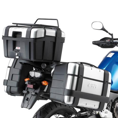 Givi Seitenkoffer Träger Stahlrohr für MONOKEY® Seiten-Koffer - Yamaha XT 1200 Z Super Tenere