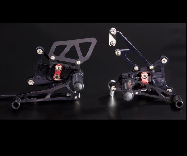Adjustable Footpegs Ninja ZX-10R 2015 Original Kawasaki