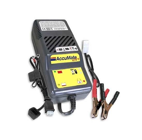 AccuMate Batterieadegerät 6/12 Volt