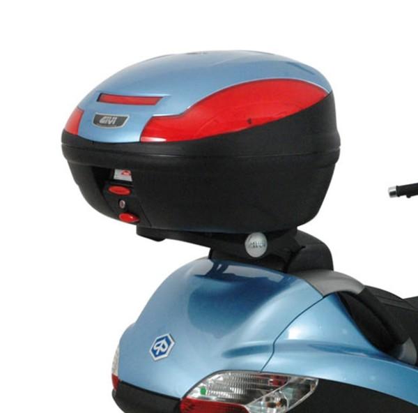 Givi Topcase Carrier black for Monolock Case Piaggio MP3 125-250-400 Yr. 06-