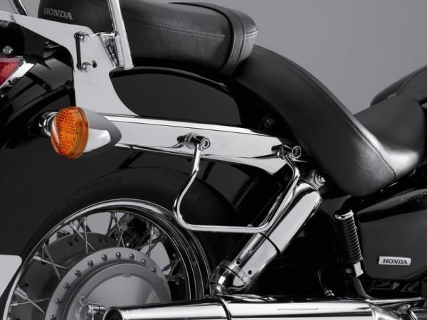 Satteltaschenträger Honda VT750 Shadow