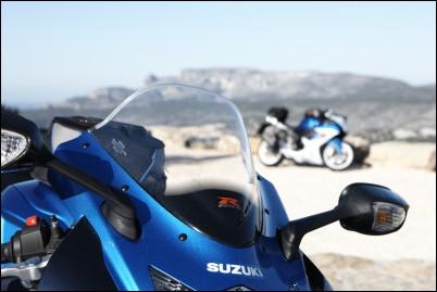 Racing Scheibe, Klar für Suzuki GSX-R750 BJ. 2011-2017/ GSX-R600 BJ. 2011-2017