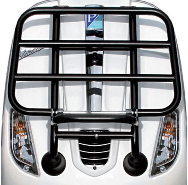 Front folding luggage carrier black-matt Vespa S