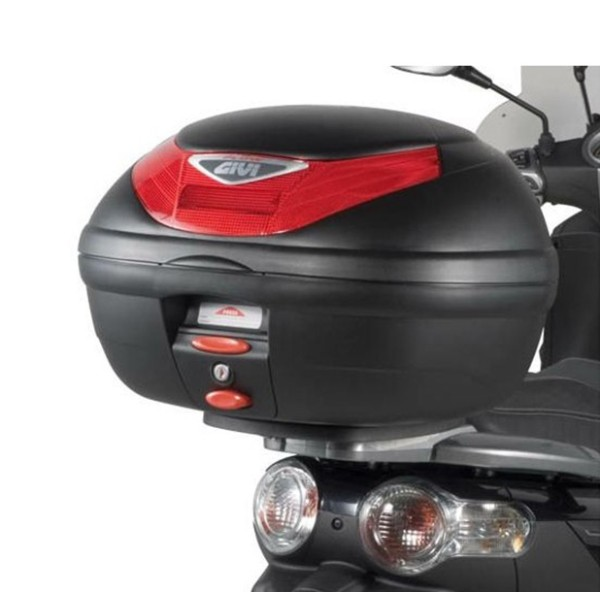 Givi Topcase Mounting Kit for Monolock Koffer / Piaggio Carnaby 125/200 BJ 07-