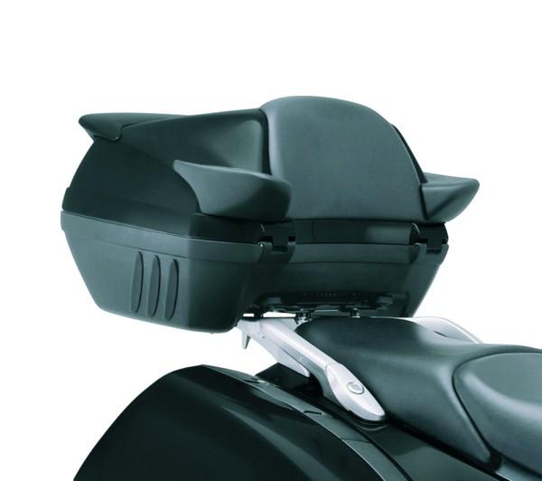 Original Honda PAN-EUROPEAN Top Case 45 Liter Pearl Cosmic Black NHA64