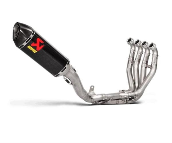 Akrapovic Evo Racing Exhaust System Ninja ZX-10R 2017 Original Kawasaki