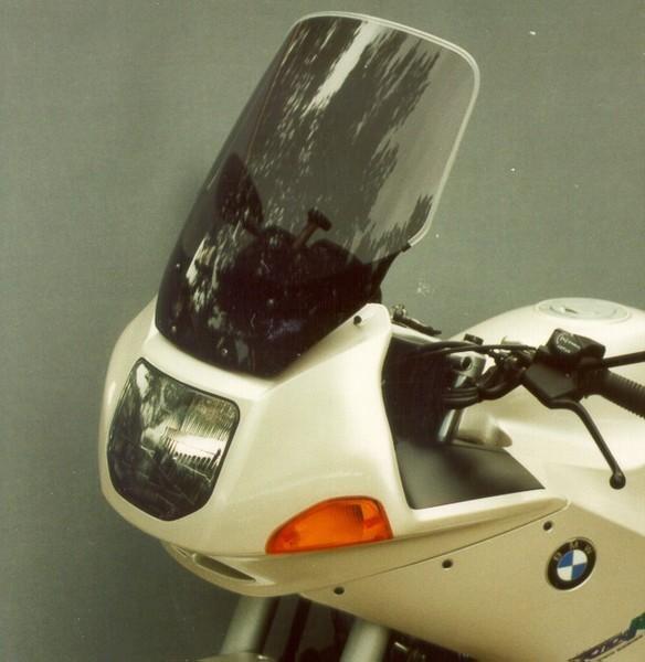 """MRA Windschild Tourenscheibe """"T"""" schwarz BMW R 1100 RS alle Baujahre"""