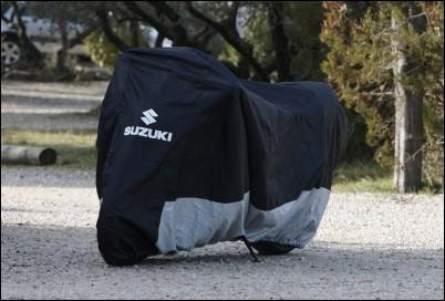 Abdeckplane Outdoor Gr. L für Suzuki Modelle Original Givi