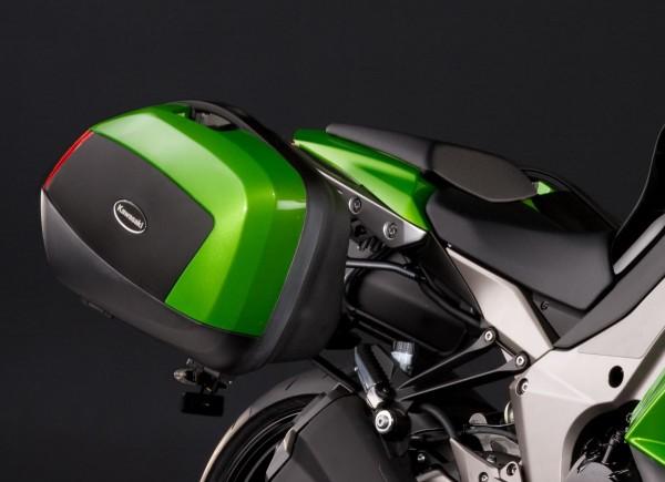 Seitenkofferträger, Set Z1000SX 2013 Original Kawasaki