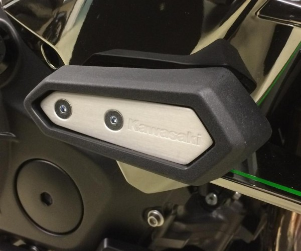 Crash Pads Frame Slider (Engine Guard) (2016MY) Ninja H2 2016 Original Kawasaki