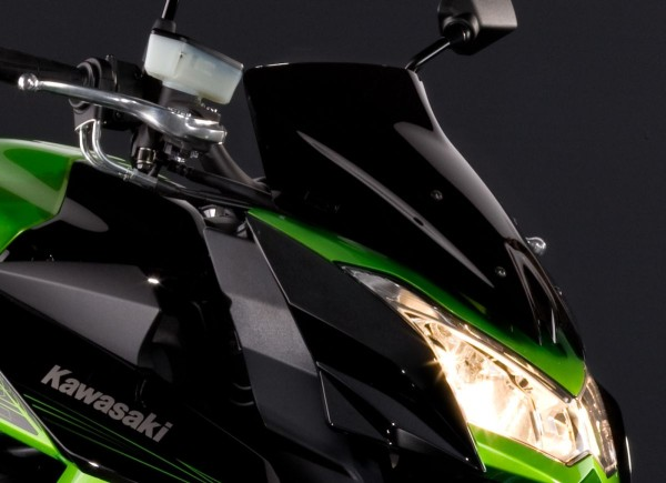 Windscreen Z1000 2013 / Z1000 2013 Original Kawasaki