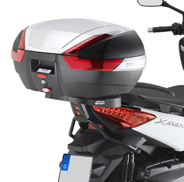 Givi topcase carrier black Monokey for Yamaha X-MAX 400 yr. 13-