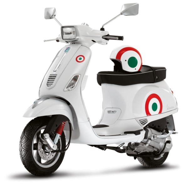 "Sticker Kit ""Flag"" Vespa S - Italy"