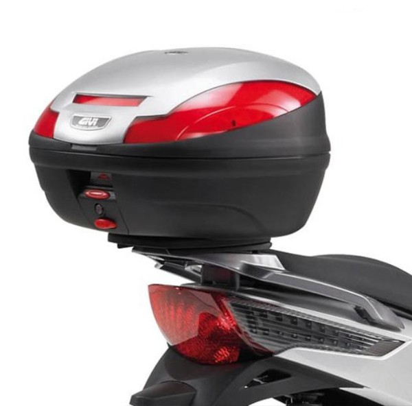 Givi Top Case Mounting Kit for Monolock Case for Kymco People 125 - 300 GT Yr. 10-13