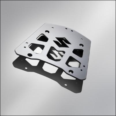 Adapterplatte für Top-Case 47 Liter für Suzuki V-Strom 650 BJ. 2009-2011/ V-Strom 650 BJ. 2004-2008