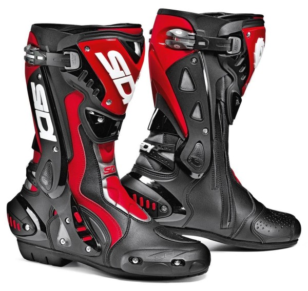 Sidi ST Black Red - Schwarz Rot