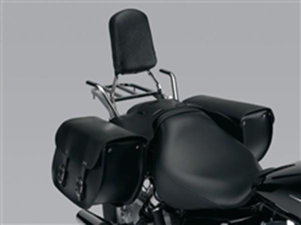Original Honda VT750 Shadow / CTX700N leather saddlebags
