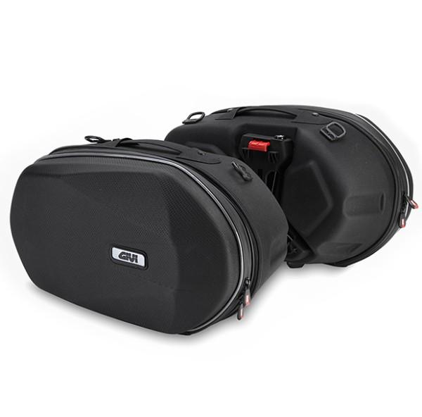 Givi 3D600 Easy Lock panniers black