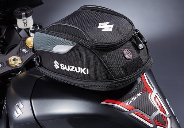 Tankrucksack, klein für Suzuki GSX-R1000 BJ. 2009-2011/ 2012-2016/ GSX-R750 BJ. 2011-2017/ GSX-R600