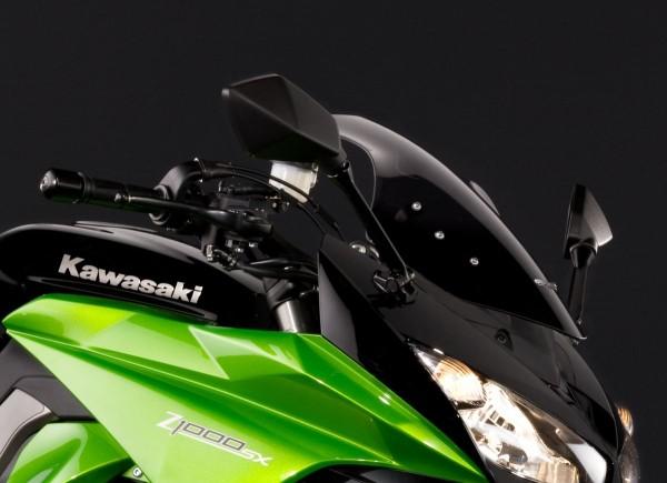 Getönte Scheibe Z1000SX 2013 Original Kawasaki