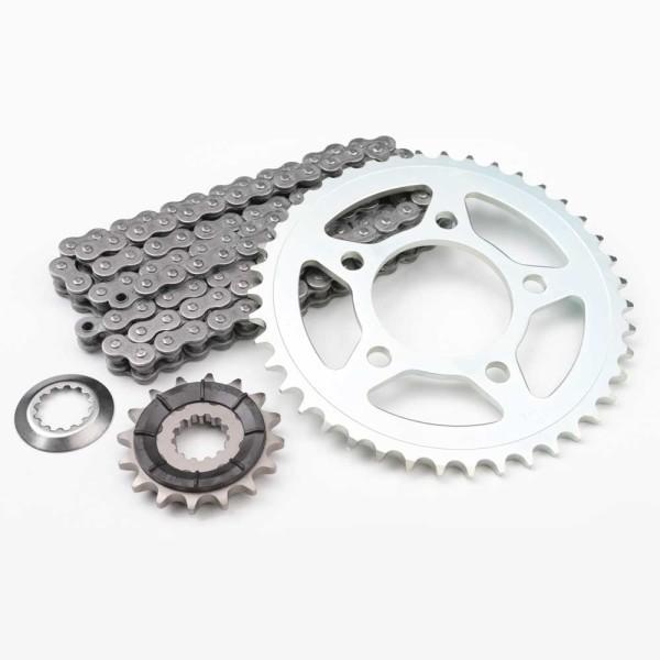 Triumph Kettenkit mit Kettenrad und Ritzel 525 - 112/42/17 / Amercia