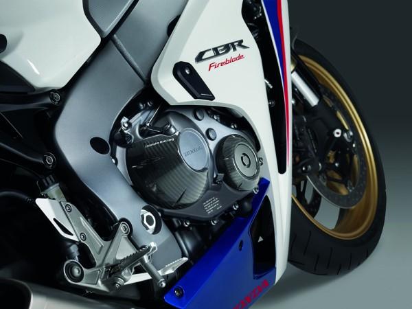 Protektoren Motorgehäuse, Carbon Original Honda CBR1000RR Fireblade / SP mit ABS