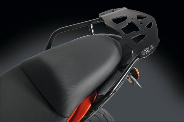 Top Case Carrier black Versys650 2009 Original Kawasaki