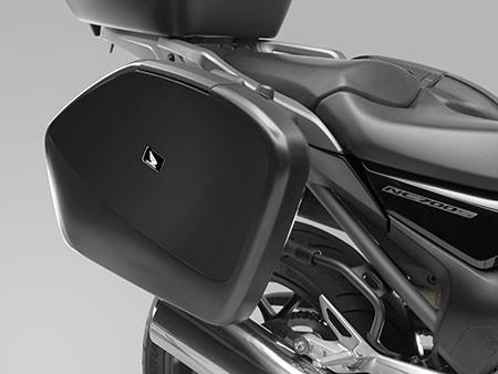Original Honda NC 750 S / NC750X / Integra case set 29 liters